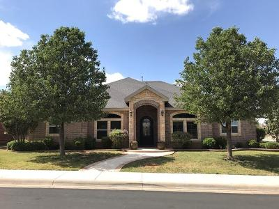 Midland Single Family Home For Sale: 5300 Wimberley Spring Court
