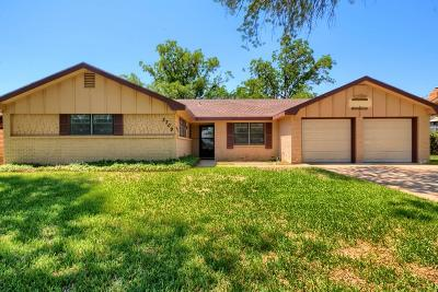 Midland Single Family Home For Sale: 3709 Gulf Ave