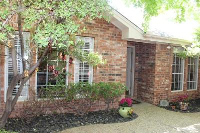 Midland Single Family Home For Sale: 4804 W Wadley Ave