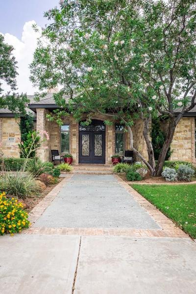 Midland Single Family Home For Sale: 4121 Timberglen Circle