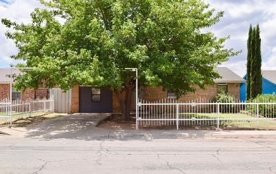 Midland Single Family Home For Sale: 1314 Maple Ave