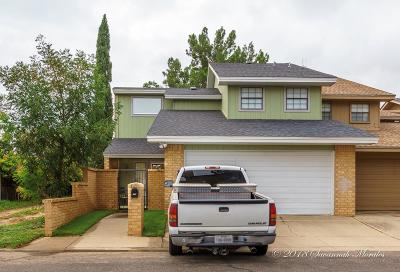 Odessa TX Single Family Home For Sale: $187,500