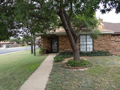 Midland Single Family Home For Sale: 1301 Godfrey St