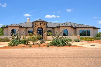 Odessa TX Single Family Home For Sale: $850,000