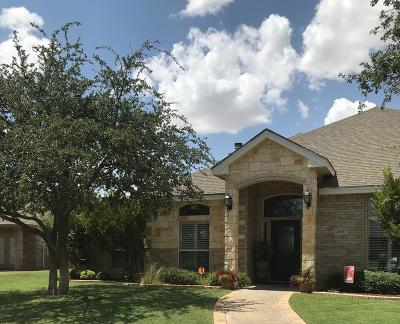 Midland TX Single Family Home For Sale: $495,000