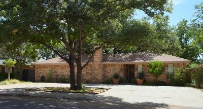 Midland TX Single Family Home For Sale: $340,000