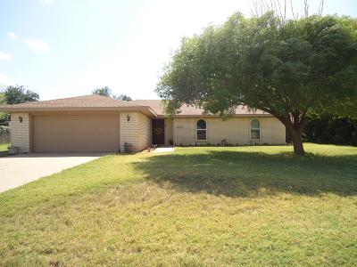 Midland TX Single Family Home For Sale: $298,000