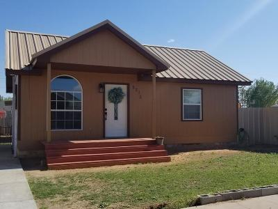 Odessa TX Single Family Home For Sale: $129,900