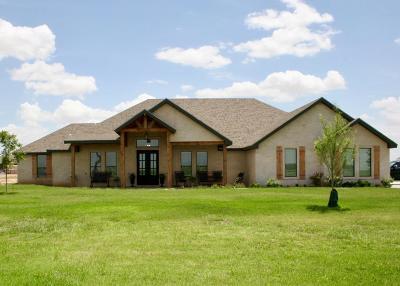 Midland Single Family Home For Sale: 13016 E County Rd 115