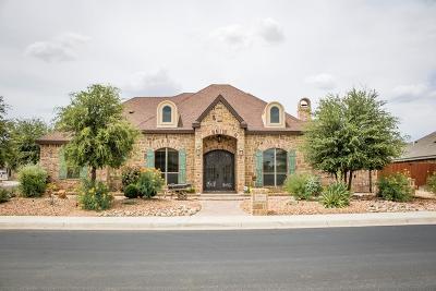 Midland Single Family Home For Sale: 5814 Oak Creek Dr