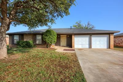 Midland TX Single Family Home For Sale: $259,000