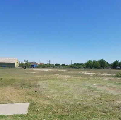 Odessa Residential Lots & Land For Sale: 2305 W 2nd St