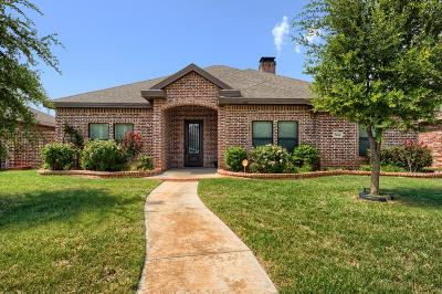 Midland Single Family Home For Sale: 5604 Los Patios