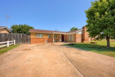 Odessa Single Family Home For Sale: 1519 Lyndale Dr