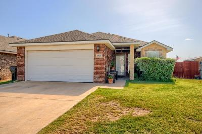Midland Single Family Home For Sale: 3013 Baltic