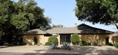 Midland Single Family Home For Sale: 4201 Arroyo Dr