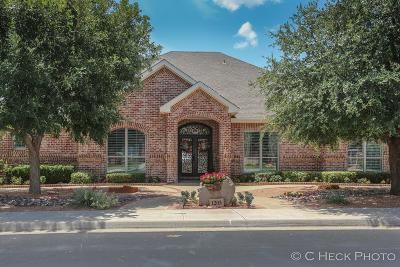 Midland Single Family Home For Sale: 1205 Breckenridge Ct.