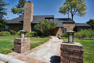 Midland Single Family Home For Sale: 806 Palomino Dr