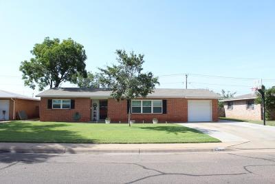 Midland Single Family Home For Sale: 3411 W Louisiana Ave