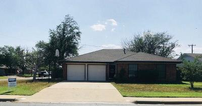 Midland Single Family Home For Sale: 502 S Bentwood Dr