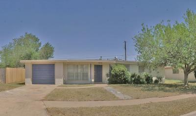 Midland Single Family Home For Sale: 4402 Humble Ave
