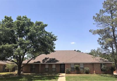 Midland Single Family Home For Sale: 2514 Keswick Rd
