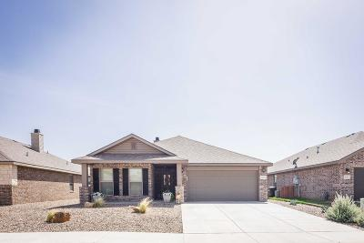 Midland TX Single Family Home For Sale: $286,000