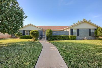Midland TX Single Family Home For Sale: $239,900