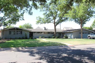 Midland Single Family Home For Sale: 905 Country Club Dr