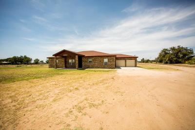 Midland Single Family Home For Sale: 2901 E Hwy 80