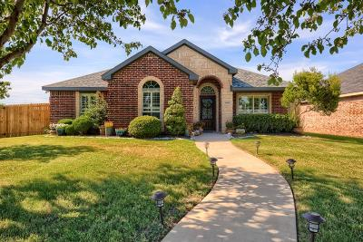 Odessa Single Family Home For Sale: 6901 Stonegate
