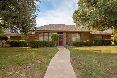 Midland Single Family Home For Sale: 3411 Northfield Dr