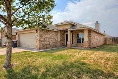Midland Single Family Home For Sale: 1403 Pacific Ave