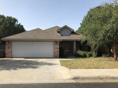 Midland Single Family Home For Sale: 5403 Rio Grande Ave