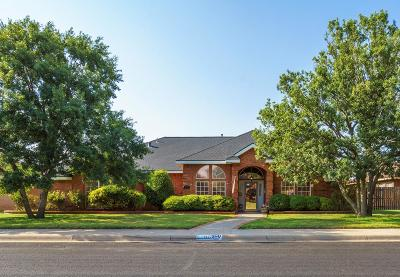 Midland Single Family Home For Sale: 5706 Devlin Place