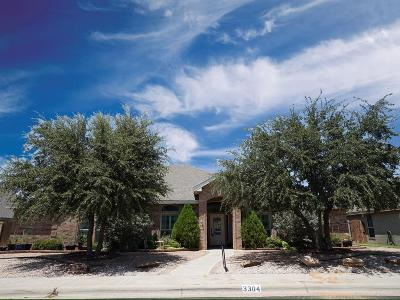 Midland Single Family Home For Sale: 3304 Feldspar Lane