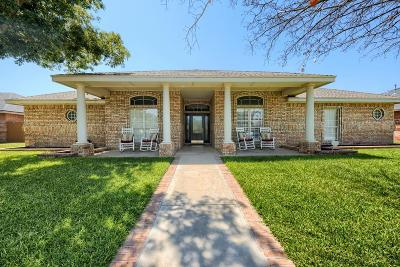 Midland Single Family Home For Sale: 5709 Devlin Place
