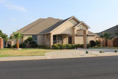 Midland Single Family Home For Sale: 3303 Feldspar Lane
