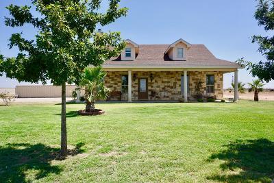 Midland Single Family Home For Sale: 12200 E County Rd 89
