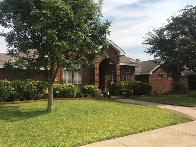 Midland Single Family Home For Sale: 5804 Cranston Place