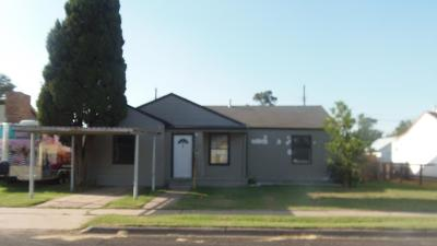 Odessa Single Family Home For Sale: 1208 W 26th St