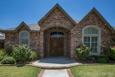 Midland Single Family Home For Sale: 5307 Quicksand Cove