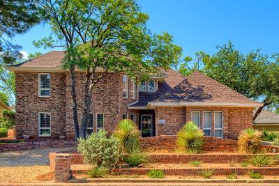 Midland Single Family Home For Sale: 5102 Teakwood Trace