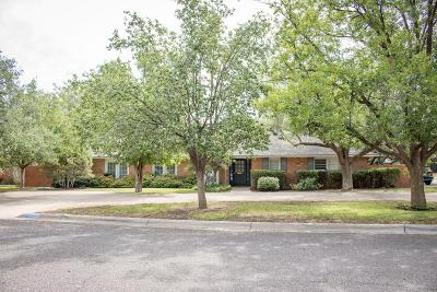 Midland Single Family Home For Sale: 2100 Oaklawn Dr