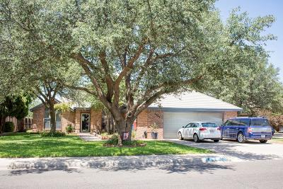 Midland Single Family Home For Sale: 4953 Rustic Trail