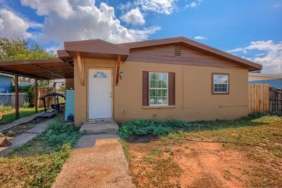 Greenwood Single Family Home For Sale: 707 S Tilden