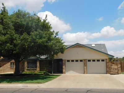 Midland Single Family Home For Sale: 2606 Whittle Way