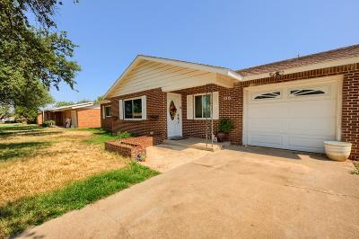 Midland Single Family Home For Sale: 3319 Baumann Ave