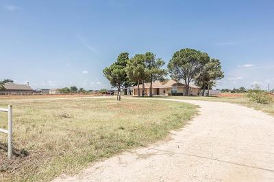 Midland TX Single Family Home For Sale: $315,000