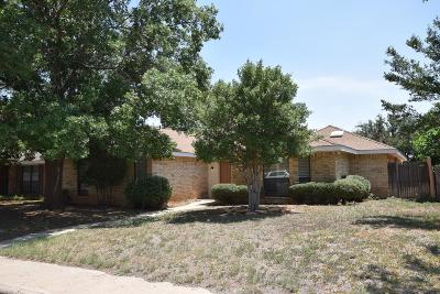 Midland TX Single Family Home For Sale: $249,900